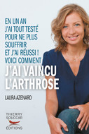 J'ai vaincu l'arthrose (couverture)