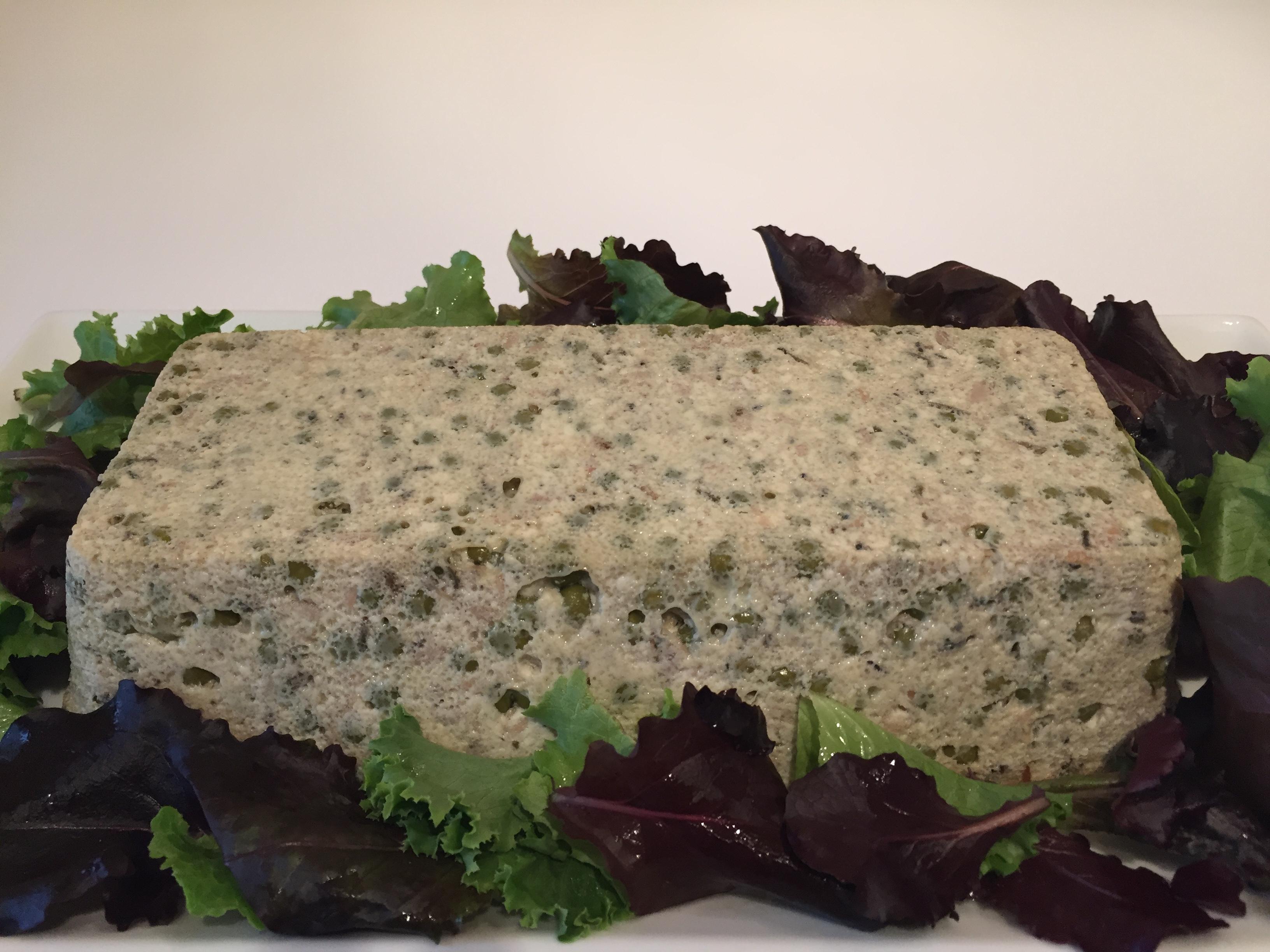 Cake Au Thon Et Olives Sans Lait Sans Fromage