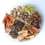 Flan aux légumes à l'indienne