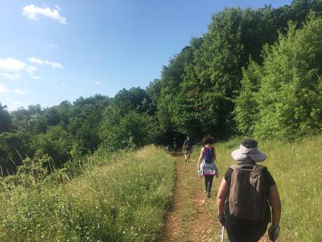 Cure de jeûne et randonnée dans le Rhône